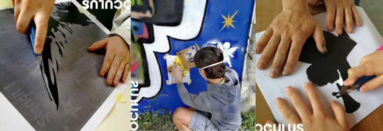 Homeart contro la solitudine: la creatività che passa i muri