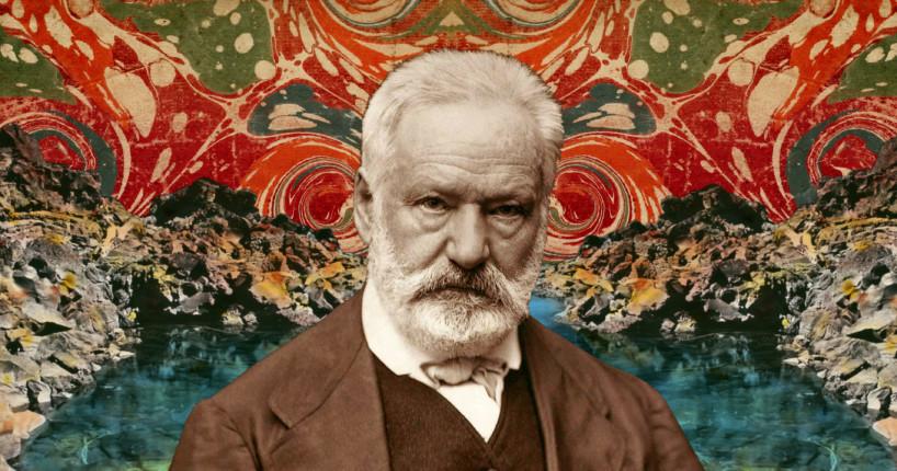 Victor Hugo by Madalina Antal