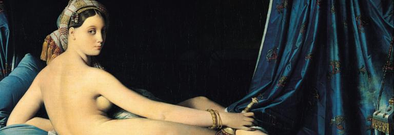 «La grande odalisca» di Ingres: sensualità ed esotismo