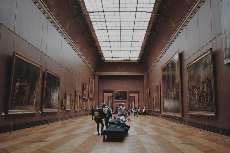 consumo di opere d'arte