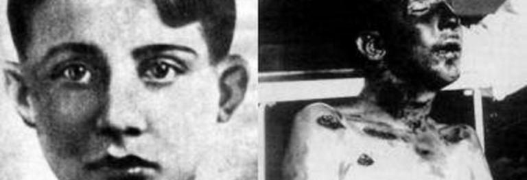 Anteo Zamboni | Uomini in rivolta