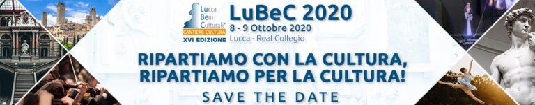 LuBec 2020, innovazione digitale per un nuovo welfare culturale