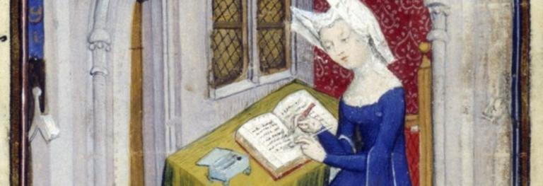 Christine De Pizan, la voce femminile di un'intellettuale nel Medioevo