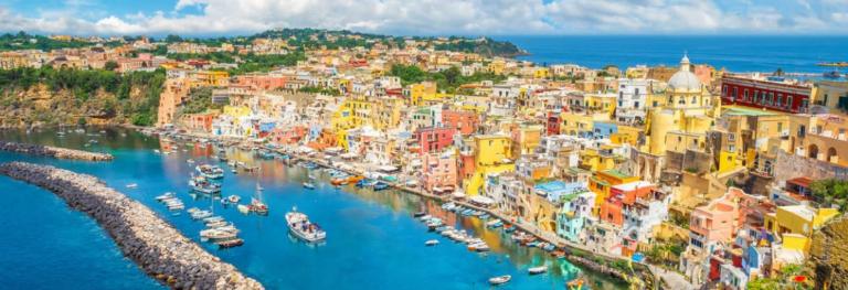 Procida sarà la Capitale italiana della cultura del 2022