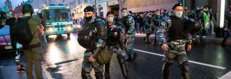 Le proteste in Russia   Il fatto della settimana